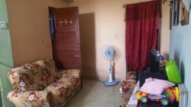 Apartment in La Rosalía, San Miguel del Padrón, La Habana
