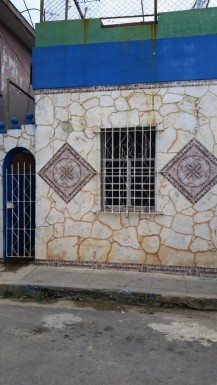Casa en El Canal, Cerro, La Habana