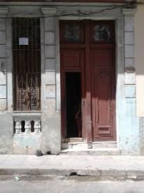 Biplanta en Plaza de la Revolución, La Habana