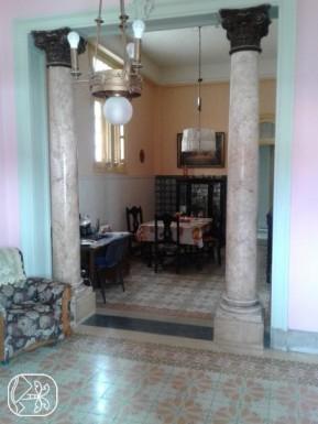 Colonial en Santos Suárez, Diez de Octubre, La Habana