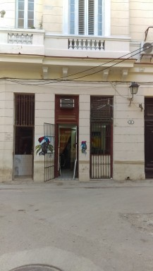 Colonial en Catedral, Habana Vieja, La Habana