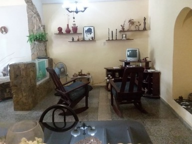 Apartment in Boyeros, La Habana