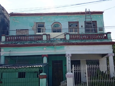 House in La Lisa, La Habana