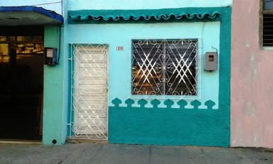 House in Cruces, Cienfuegos