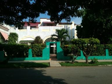 House in Vedado, Plaza de la Revolución, La Habana