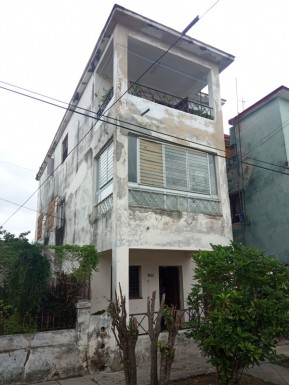 House in Los Quemados, Marianao, La Habana