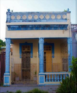 Colonial en Lawton, Diez de Octubre, La Habana