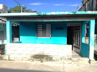 Independent House in Jacomino, San Miguel del Padrón, La Habana
