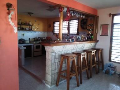 House in Santa Amalia, Arroyo Naranjo, La Habana