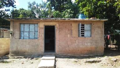 Independent House in La Hata, Guanabacoa, La Habana