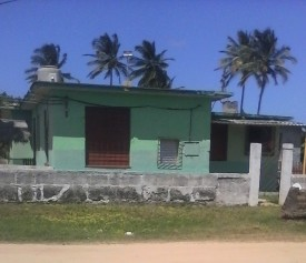 Casa en Julián Alemán, Cárdenas, Matanzas