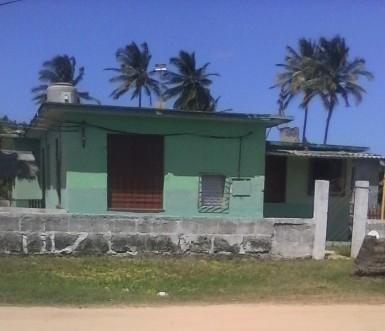 House in Julián Alemán, Cárdenas, Matanzas