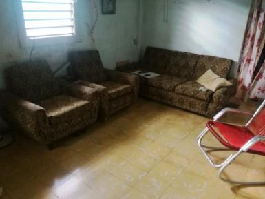 Independent House in Baluarte, Boyeros, La Habana