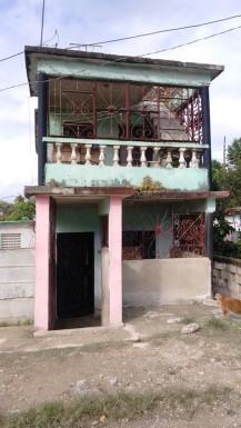 Casa Independiente en Delicias, San Miguel del Padrón, La Habana