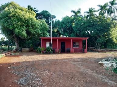 Country House in San Paul, San Antonio de los Baños, Artemisa