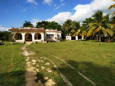 House in Mulgoba, Boyeros, La Habana