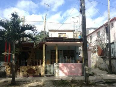 Biplanta en Los Quemados, Marianao, La Habana