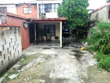 House in Miraflores Viejos, Boyeros, La Habana
