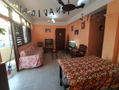 Apartamento en Pueblo Nuevo, Centro Habana, La Habana
