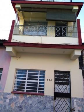House in Cerro, La Habana