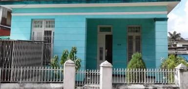 Independent House in Los Quemados, Marianao, La Habana
