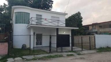 Casa Independiente en Almendares, Boyeros, La Habana
