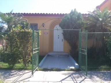 Casa Independiente en Belén, Marianao, La Habana