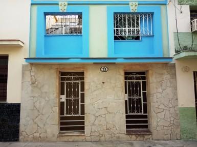 Casa en Pueblo Nuevo, Centro Habana, La Habana