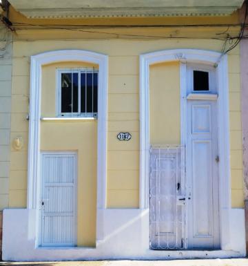 House in Príncipe, Plaza de la Revolución, La Habana