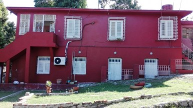 Biplanta en Union, Regla, La Habana
