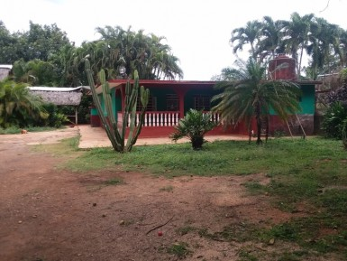 Country House in El Chico, Boyeros, La Habana