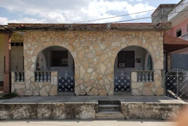 House in Casilda, Trinidad, Sancti Spiritus