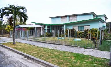Independent House in Altahabana, Boyeros, La Habana