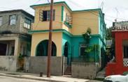 Biplanta en Lawton, Diez de Octubre, La Habana 1
