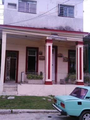 House in Santos Suárez, Diez de Octubre, La Habana