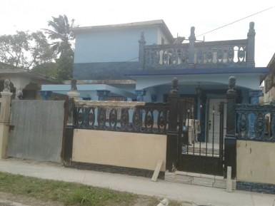 Casa Independiente en Martí, Cerro, La Habana