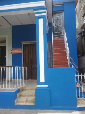 Biplanta in Palatino, Cerro, La Habana