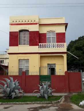 House in Marianao, La Habana