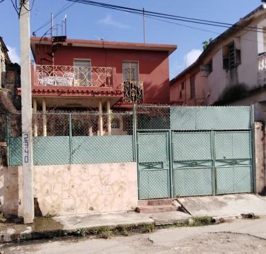 House in Zamora, Marianao, La Habana