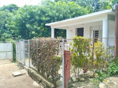 House in Las Cañas, Boyeros, La Habana