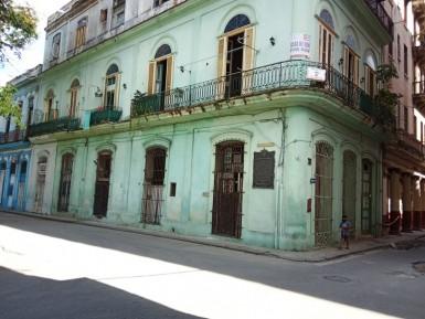 House in Catedral, Habana Vieja, La Habana