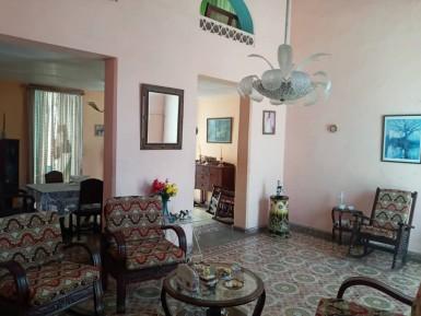 Independent House in Lawton, Diez de Octubre, La Habana