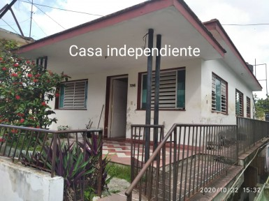 Independent House in Marianao, La Habana