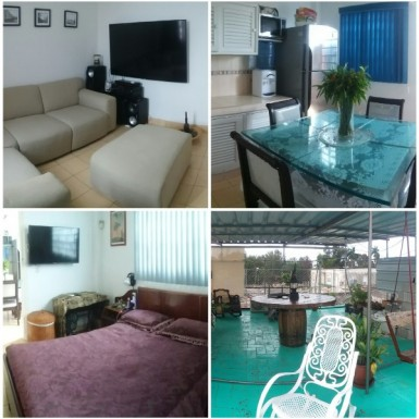 Apartment in Sevillano, Diez de Octubre, La Habana