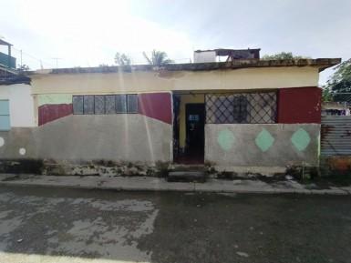 House in Juanelo, San Miguel del Padrón, La Habana