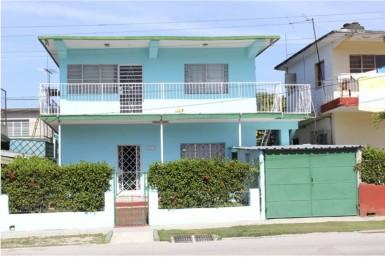 House in Barrio Obrero, San Miguel del Padrón, La Habana