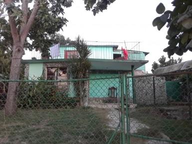Biplanta en Monterrey, San Miguel del Padrón, La Habana
