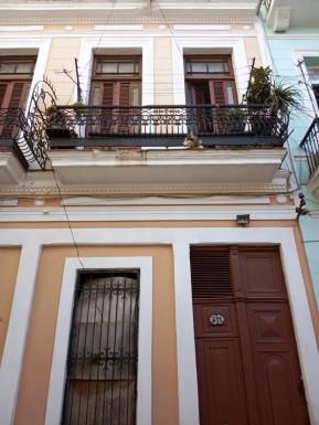 House in San Isidro, Habana Vieja, La Habana