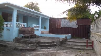 House in San Juan de los Pinos, San Miguel del Padrón, La Habana