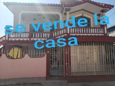 House in Santa Marta, Cárdenas, Matanzas